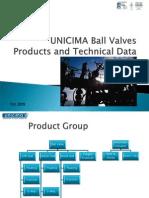UCM Ball Valves