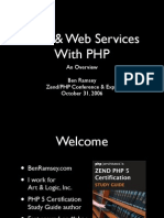 XML and Web Services