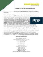 32312347 Historia Del Derecho Espanol Segundo Parcial Completo 97 Pag Curso 2009 2010