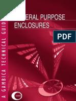 Gambica Enclosures Guide 3rd Edition