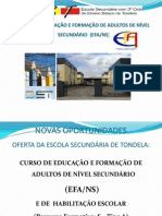 EFA-NS Esc. Sec. Tondela