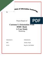 hsbc data strategy