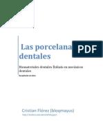 Las porcelanas dentales