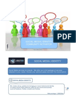 Social-Media Identity & Activator for Brands Packages 2012 | AbsolutMind Online Media Advertising