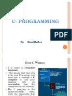 C Programming Working