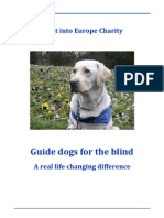Info Guide Dogs Romania