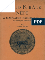 Orban Arpad Nimrud Király Népe