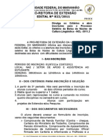 Edital Nº 0222011