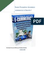 Votre 1ere Aventure e Commerce