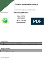 Plan Anual 2011-2012 Diplomado a-A-A Diversas
