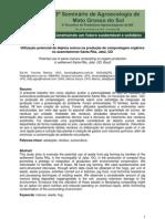 Utilização potencial de dejetos suínos na produção de compostagem...Silva et al.