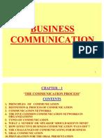 Chap-1- The Communication Process