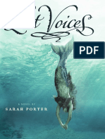 Lost Voices By Sarah Porter (Excerpt)