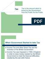 What is Tax