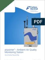 Air Pointer 12pg Brochure