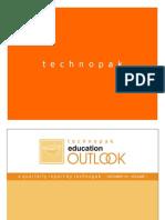 Technopak Education Oultook - October 2007