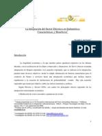 GESEL Integracion Sector Electrico