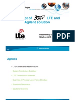 1 Concept of LTE and Agilent Solution for Seminar v3