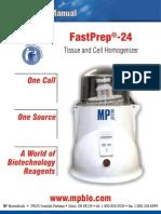 FastPrep Manual