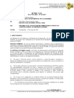 Informe Legal Arani