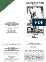 23601991 Arthur Edward Waite Taro Rider Waite 78 Cartas E Instrucoes de Uso