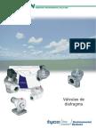 Catalogo Valvulas a Diafragma Mecair - Goyen