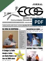 Jornal Ecos 07-08 1.º Período - Capa