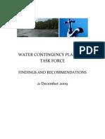 Georgia Water Task Force Final Report