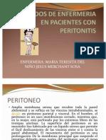 Cuidados de Enfermeria en Pacientes Con Peritonitis