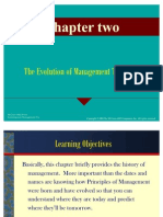 Principles of Management Slides - Chapter 2