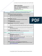 Technology Committee Preliminary Resource Listing
