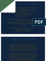 Métodos e Teorias Pedagógicas