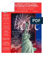 July 3, 2011 Bulletin