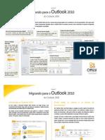 Migrando Para o Outlook 2010
