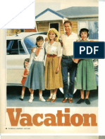 Vacation '58 Short Story Basis for National Lampoon's Vacation
