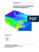 Technical Considerations for Use of Geospatial