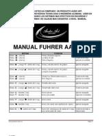 Manual Fuhrer Aaf1000