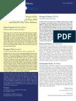 FreeVerse Press Release 2011