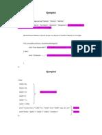 Ejemplos PHP