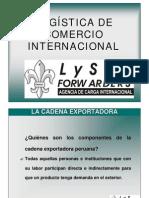 Logistica de Comercio Internacional