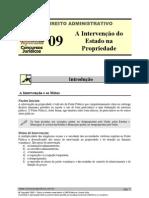 ADM 09 - A Intervenção na Propriedade