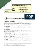 ADM 12 - A Organização da Administração Brasileira