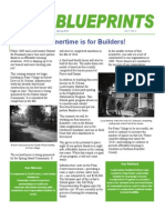 LowCountry Habitat for Humanity Spring 2010 Newsletter