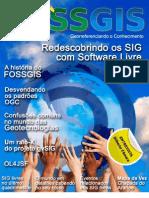 Revista FOSSGIS Brasil 01 Marco2011