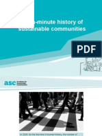 ASC's History of Sustainable Communities