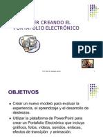 El Port a Folio Profesionaltaller de Port a Folio Electronico 1213922067131584 8