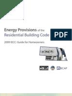Nebraska Homeowner Energy Code Guide