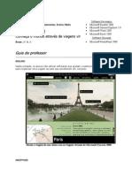 Projeto 16 - Viagens virtuais