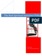 The Best Spiritual Insurance Policy