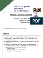 06. Transición del Servicio